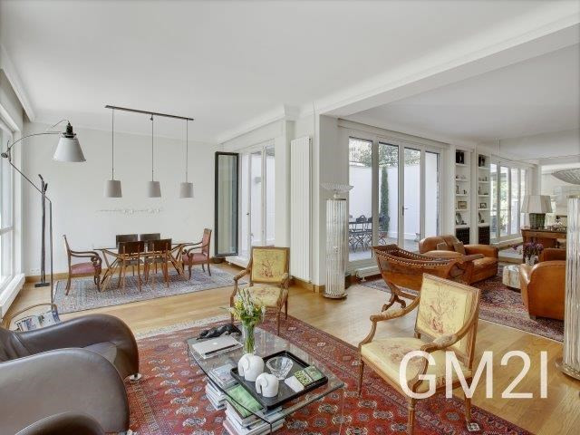 Deluxe sale private mansion Paris 16ème 4 950 000€ - Picture 5