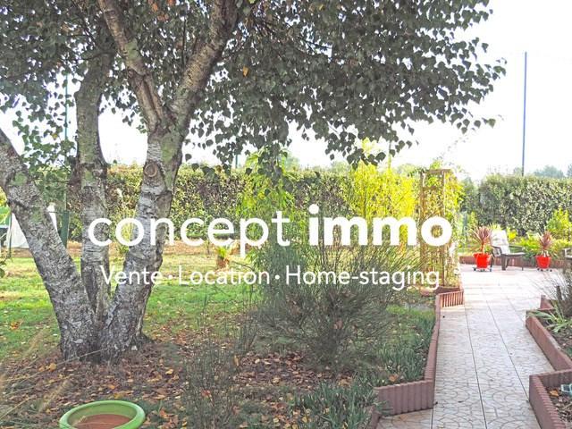 Vente maison / villa Cazaux 282000€ - Photo 11
