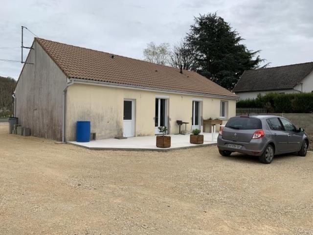 Vente maison / villa Bonneuil matours 160000€ - Photo 1
