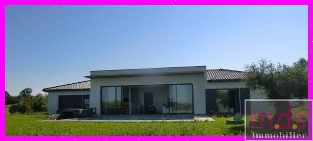 Deluxe sale house / villa Montgiscard secteur 558000€ - Picture 2