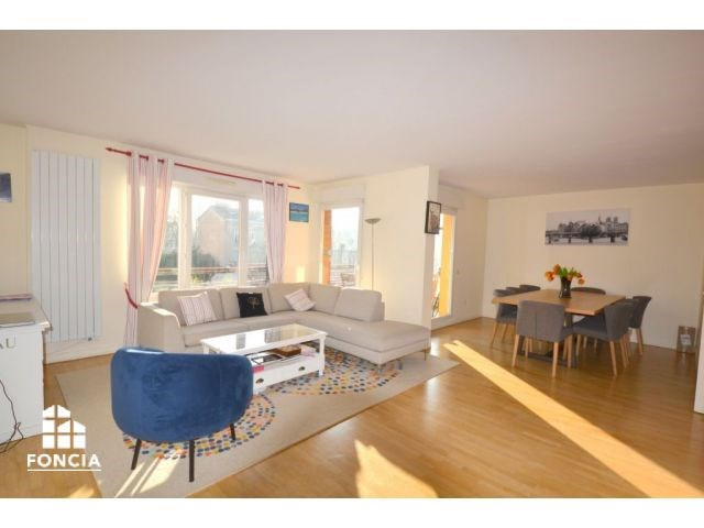 Deluxe sale apartment Suresnes 870 000€ - Picture 2