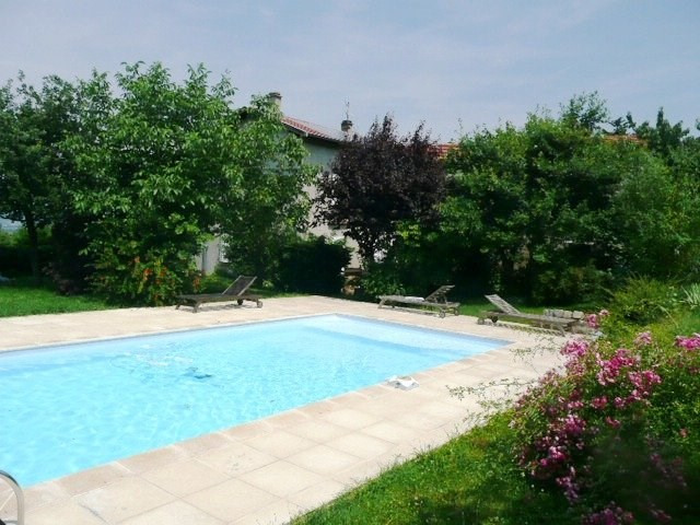 Sale house / villa Saint-sorlin-de-vienne 375000€ - Picture 4
