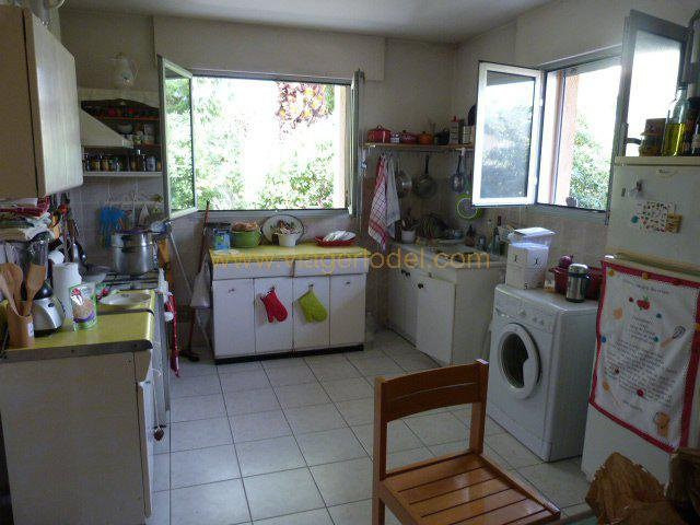 Vitalicio  casa Cagnes-sur-mer 195000€ - Fotografía 9