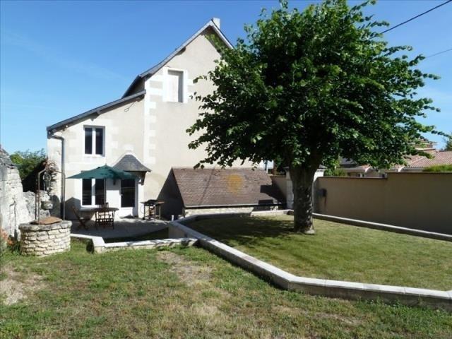 Vente maison / villa Marigny brizay 182000€ - Photo 1