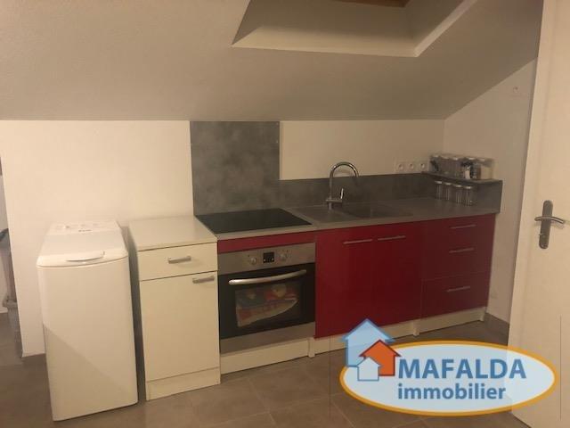 Vente appartement Mont saxonnex 180000€ - Photo 3