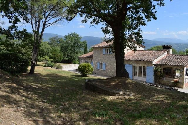 Deluxe sale house / villa Fayence 840000€ - Picture 1
