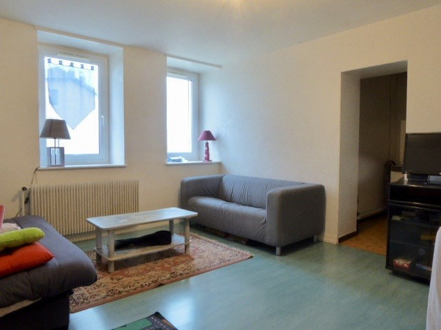 Vente appartement Septmoncel 92000€ - Photo 1