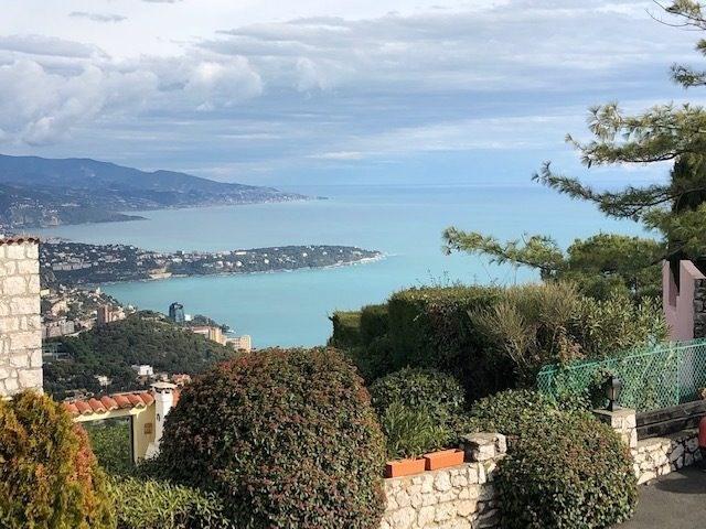 Deluxe sale house / villa La turbie 665600€ - Picture 2