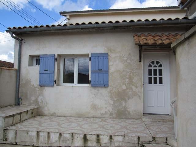 Vente maison / villa Saint-jean-d'angély 43500€ - Photo 1