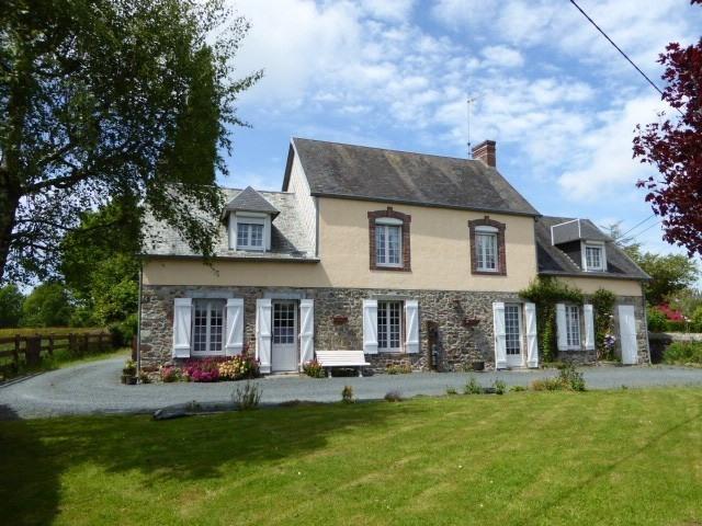 Sale house / villa Vaudrimesnil 139000€ - Picture 1