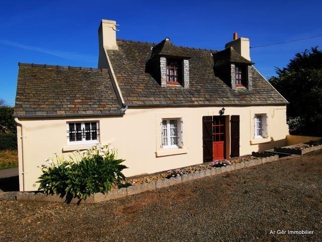 Sale house / villa Plougasnou 109140€ - Picture 2