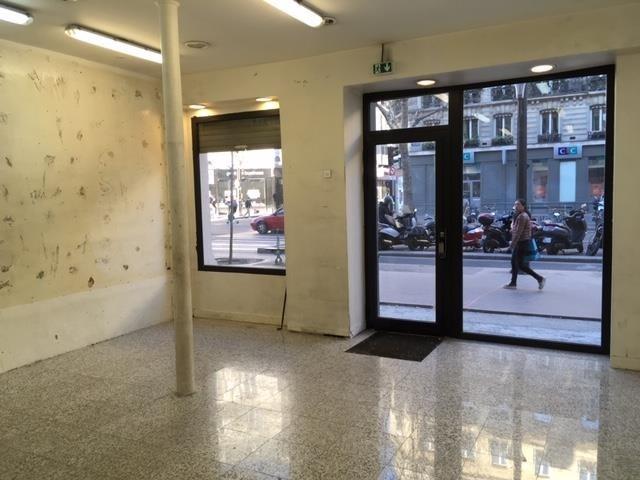 Rental shop Paris 11ème 2150€ HT/HC - Picture 2