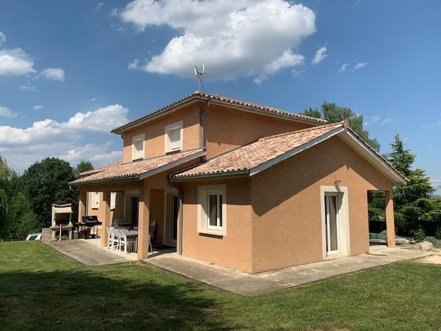Vente maison / villa St sorlin de vienne 395 000€ - Photo 1