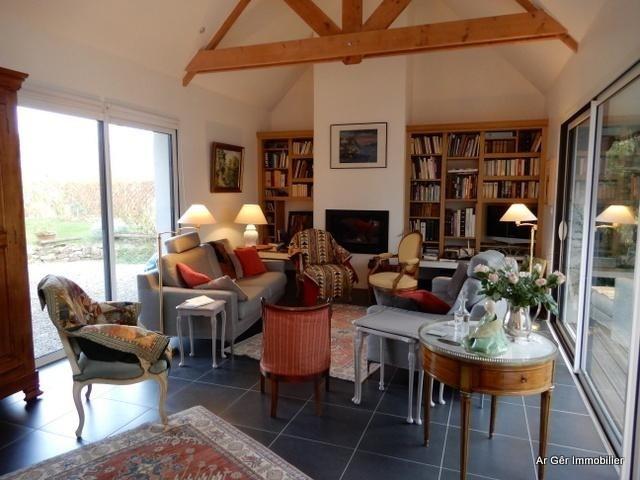 Vente maison / villa Plougasnou 468000€ - Photo 4