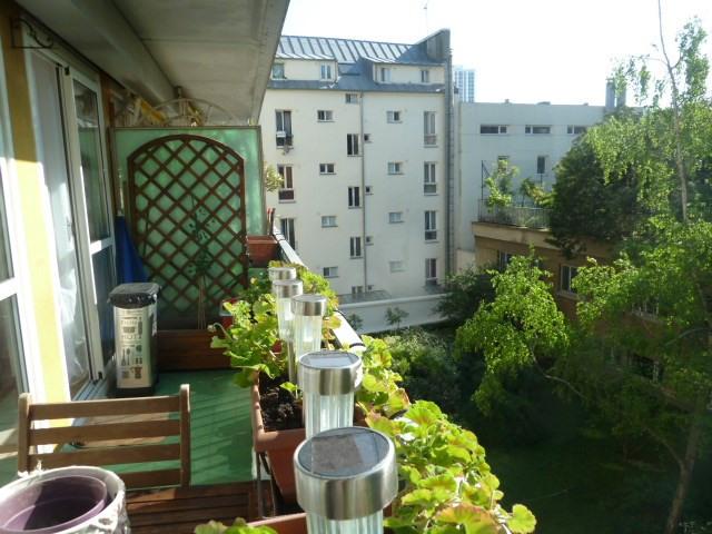 Verkoop  appartement Paris 19ème 525000€ - Foto 9
