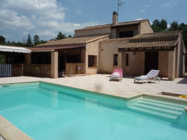 Sale house / villa Vidauban 366000€ - Picture 1