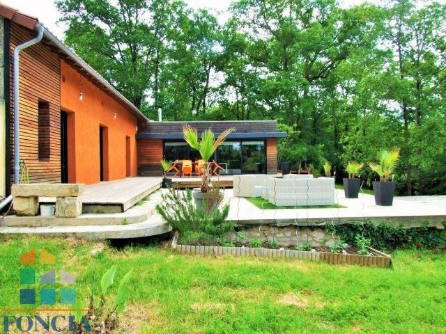 Sale house / villa Lunas 399000€ - Picture 1