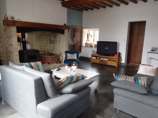 Vente maison / villa Meautis 263 000€ - Photo 3