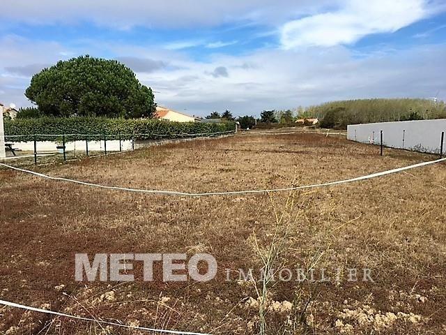 Verkauf grundstück Les sables d'olonne 127800€ - Fotografie 1