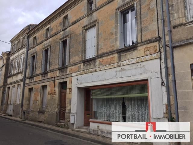 Investment property building Blaye 180 000€ - Picture 1