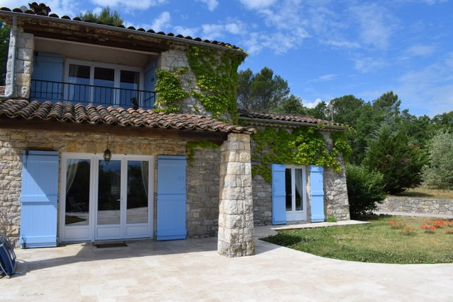 Deluxe sale house / villa Fayence 840000€ - Picture 5