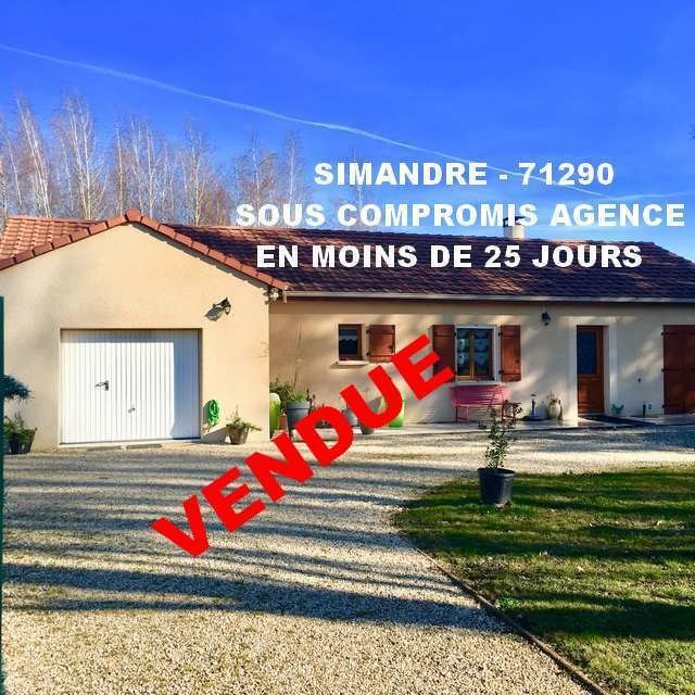 Sale house / villa Cuisery 10 minutes 169 000€ - Picture 1
