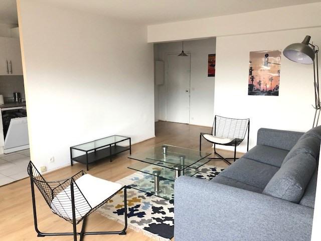 Rental apartment Paris 20ème 1685€ CC - Picture 1