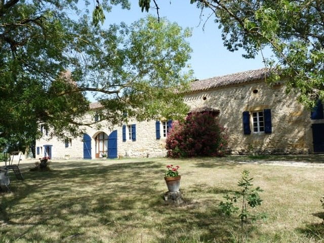 Deluxe sale house / villa Nomdieu 590000€ - Picture 2