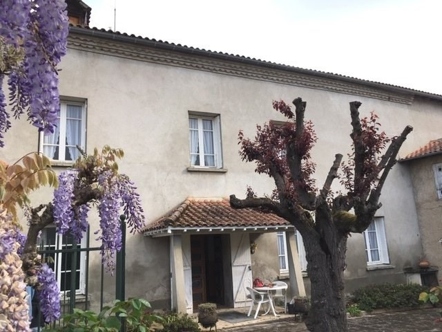 Vente maison / villa St sever de rustan 127800€ - Photo 1