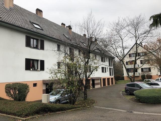 Vente appartement Strasbourg 262500€ - Photo 1