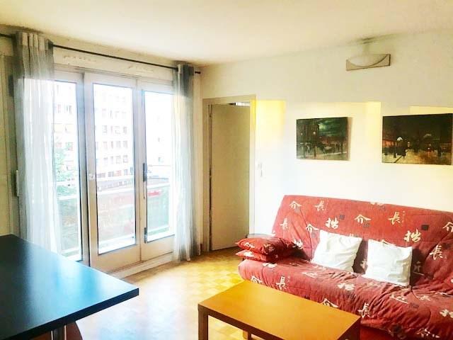 Vente appartement Paris 15ème 437000€ - Photo 1