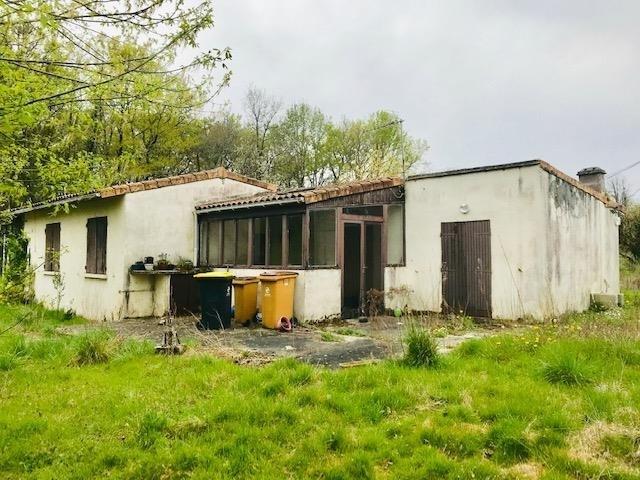 Vente maison / villa Salignac 121555€ - Photo 1