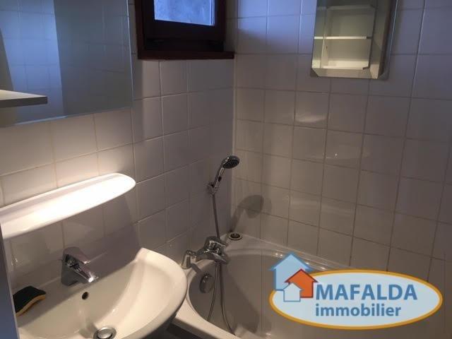 Rental apartment Mont saxonnex 370€ CC - Picture 5
