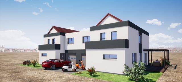 Sale house / villa Illkirch graffenstaden 449000€ - Picture 1