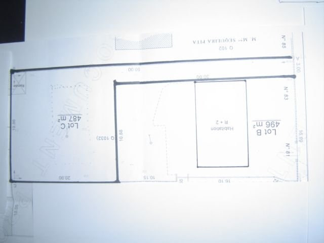 Sale site Montfermeil 160000€ - Picture 1