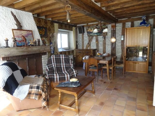 Vente maison / villa Saint maurice sur fessard 97000€ - Photo 3