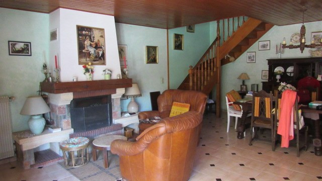 Sale house / villa Aulnay 169 600€ - Picture 7