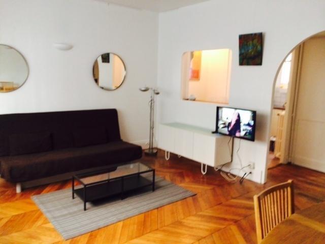 Rental apartment Paris 17ème 1385€ CC - Picture 3