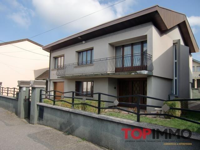 Sale house / villa Luneville 164000€ - Picture 1