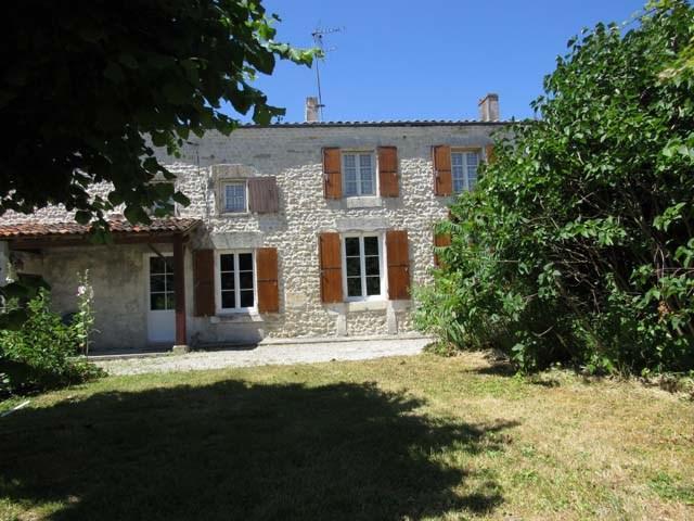Sale house / villa Les églises-d'argenteuil 138000€ - Picture 1