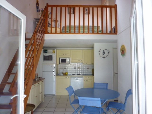 Vacation rental house / villa Saint palais sur mer 520€ - Picture 14