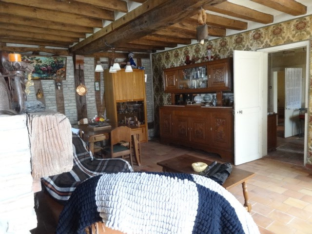 Vente maison / villa Saint maurice sur fessard 97000€ - Photo 4