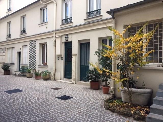 Vente appartement Paris 11ème 110000€ - Photo 4