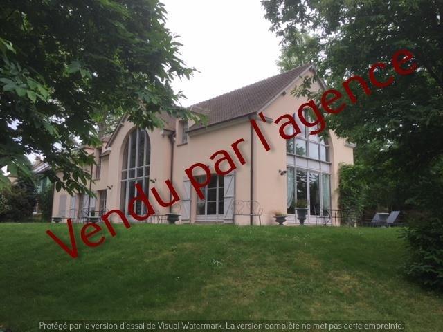Deluxe sale house / villa Montfort l amaury 1575000€ - Picture 1