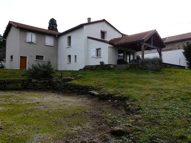 Vente maison / villa Roche-la-moliere 410000€ - Photo 1