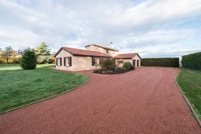 Vendita casa Fouillouse (la) 530000€ - Fotografia 1