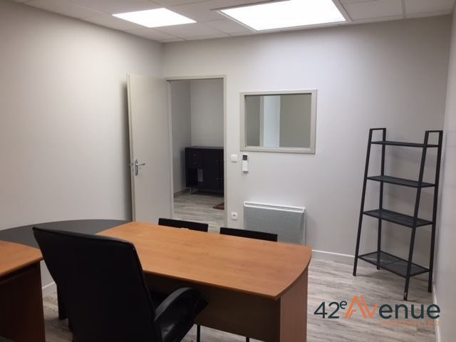 Rental office Saint-étienne 550€ CC - Picture 1
