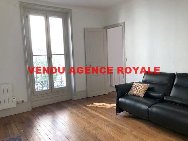 Sale apartment St germain en laye 350 000€ - Picture 1