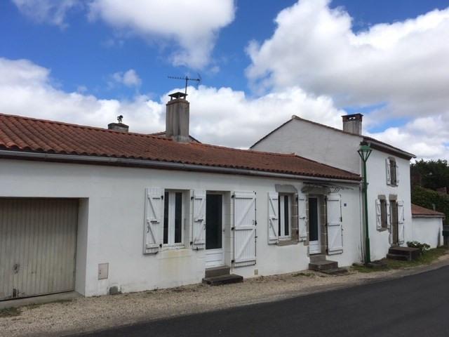 Vente maison / villa Landeronde 152750€ - Photo 1
