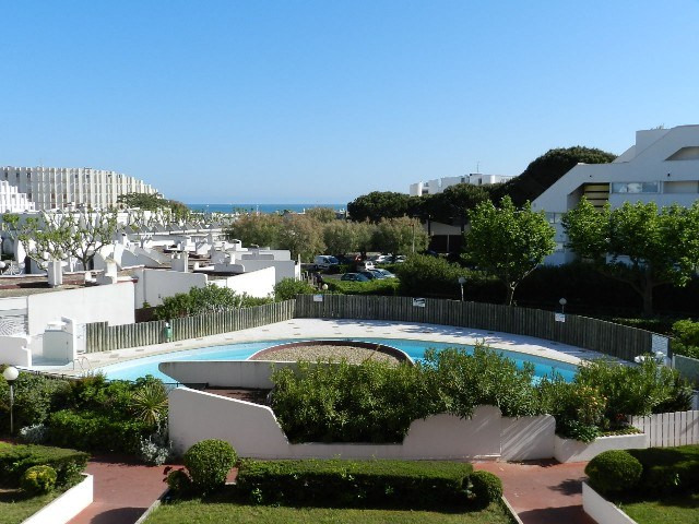 Vacation rental apartment La grande motte 780€ - Picture 1